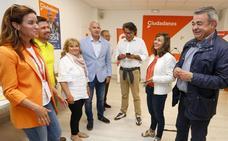 Cs esperará al resultado autonómico antes de 'inclinar la balanza' en León