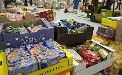 Carrefour y su Fundación donan 61.899 kilos de alimentos a favor de las familias en situación de emergencia social de Castilla León