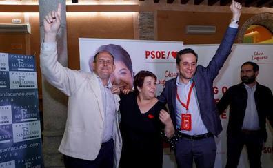 El PSOE no tomará medidas ante los errores detectados en el acta de la Junta Electoral de Zona de Segovia