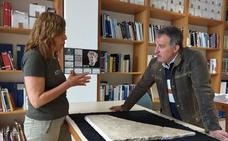 Astorga recupera la lápida honorífica de Trebius Nepoti, uno de los hallazgos arqueológicos más importantes de las últimas décadas