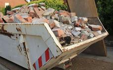 Comienza la 'Operación escombros' para el control de los transportes de los residuos de construcción y demolición