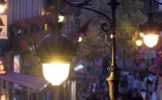 Las rondas y la Lastra, primeros puntos donde será renovado el alumbrado eléctrico en León