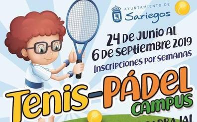 Sariegos lanza una amplia oferta de campamentos deportivos para este verano