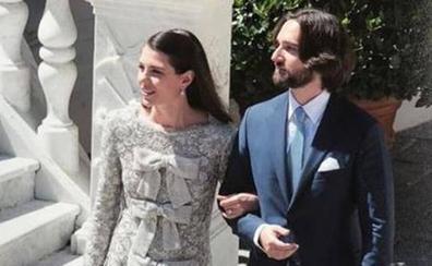 Carlota Casiraghi se casa con Dimitri Rassam
