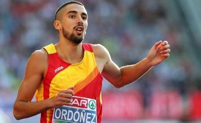 Saúl Ordóñez apura su vuelta a la competición con «mejores sensaciones»