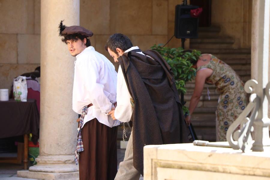 La Edad Media llega al Palacio de los Guzmanes