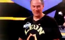 León llega al concurso 'Boom' a través de una camiseta