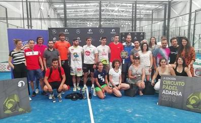 Finaliza el Torneo Adarsa de Pádel de León 2019