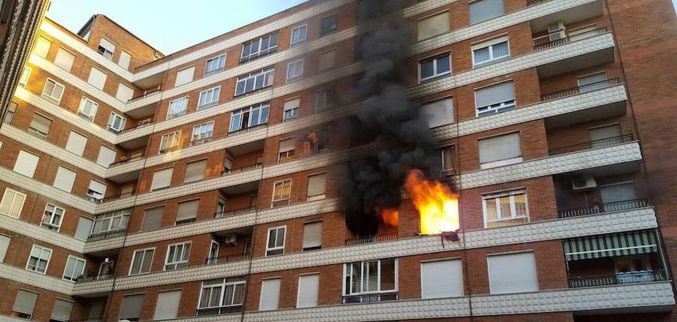 Salamanca es la tercera provincia española con mayor riesgo de incendios