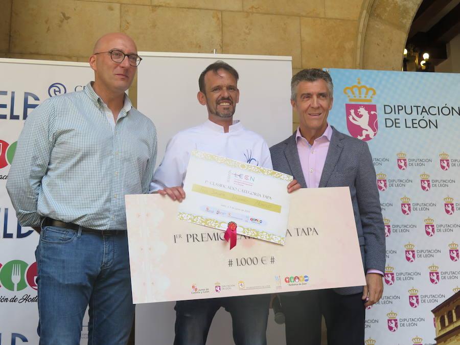 Concurso de la Semana Internacional de la Trucha