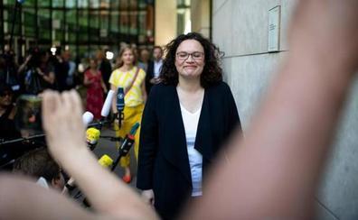 La renuncia de Nahles obliga a un liderazgo tripartito en el SPD alemán