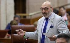 Vox anuncia una enmienda a la totalidad de los Presupuestos andaluces