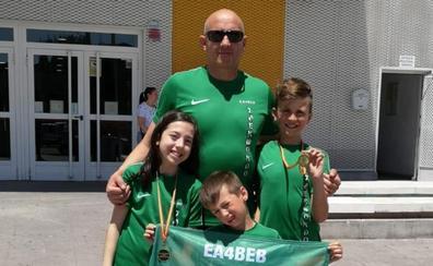 Dos oros para el Taekwondo Valderas en Torrejón