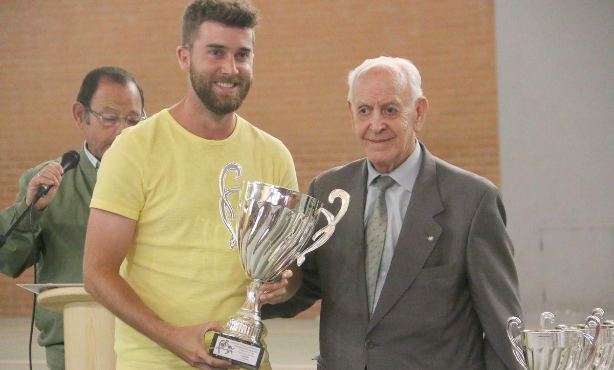 Gala Fin de Temporada del Fútbol Base leonés