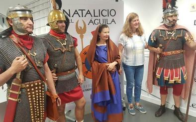 León celebra sus orígenes romanos con la fiesta del Natalicio del Águila y un fin de semana 'imperial'
