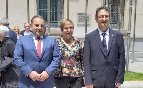 El Partido Socialista 'presta' a su senador por León, Constantino Marcos, para que Podemos forme grupo
