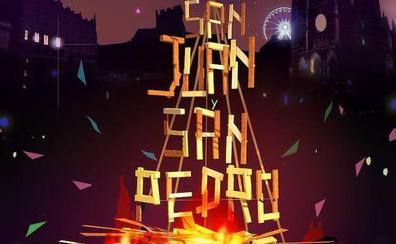 'Hoguera de letras', de Jonathan Notario, ganador del concurso del cartel de San Juan y San Pedro 2019
