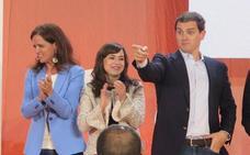 Cs oficializa los nombres de los negociadores con Igea y la incorporación de la leonesa Gemma Villarroel
