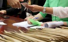 La Junta Electoral retrasa hasta el jueves el dictamen sobre la mesa '7-5B' de León capital