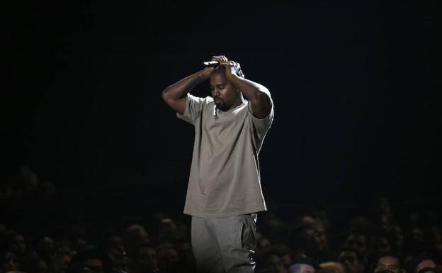 Kayne West./REUTERS