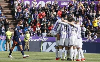 La Policía apunta a que «siete jugadores del Real Valladolid estaban comprados» en el último partido ante el Valencia
