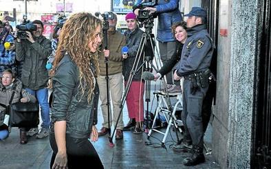Shakira, ante el juez por presunto fraude fiscal