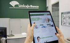 Unicaja Banco refuerza el acceso de las empresas a sus servicios en la aplicación móvil de banca digital