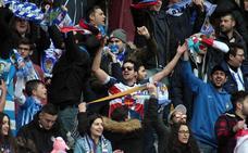 Unos 250 aficionados acompañarán a la Ponferradina en Cartagena