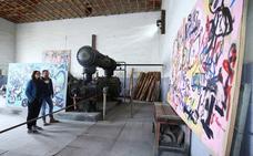 Arte y mina en el Pozo Julia