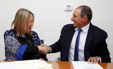 Acuaes y los regantes acuerdan un calendario «razonable» de pagos hasta la puesta en marcha efectiva de Payuelos en 2026