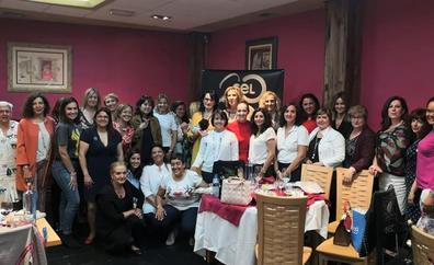 Teresa Mata comparte sus valores y experiencias con las mujeres empresarias del CEL