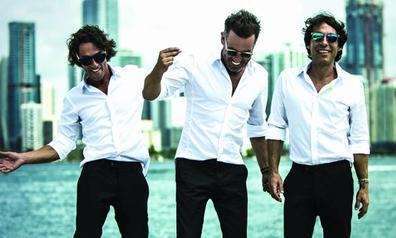 Café Quijano vuelve a casa para presentar su gira 'La vida no es la, la la'