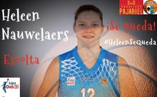 Embutidos Pajariel Bembibre renueva a la «fundamental» Heleen Nauwelaers