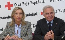 María Victoria Seco, nueva presidenta de Cruz Roja: «Tengo una clara vocación de servicio»