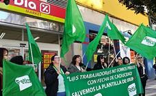 IU el PCE exigen soluciones para los trabajadores afectados por el ERE de DIA en El Bierzo y reclama empleo estable