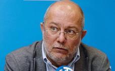 Igea rechaza a Silván como alcalde de León y a Quiñones como consejero para pactar con el PP en la Junta