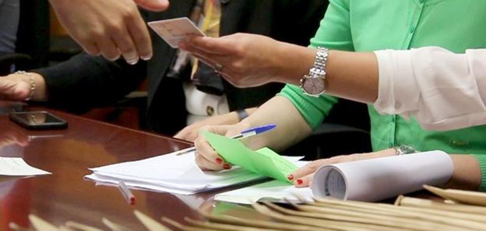 La Junta Electoral Central ratifica la victoria del PSOE en la mesa 7-5B y el 'adiós' de VOX