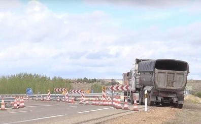 La reforma de la autovía A-66 León-Benavente avanza en seis nuevos kilómetros