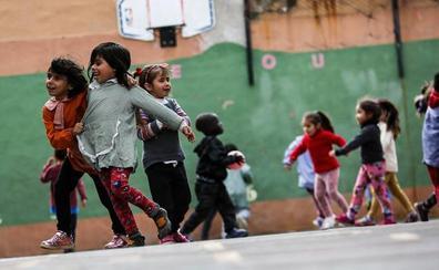 Argentina registra un índice récord de pobreza infantil en la última década