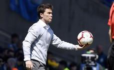 Rubi ya es nuevo entrenador del Betis
