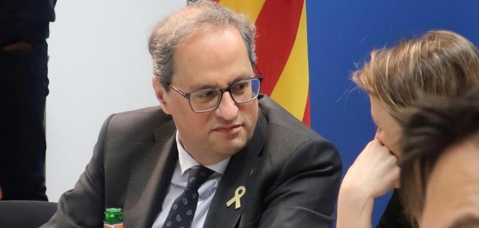 Sánchez se niega recibir a Torra por respeto a la división de poderes