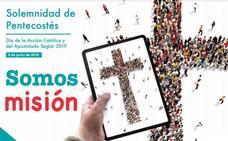 La Diócesis celebra el día de la acción católica y del apostolado seglar
