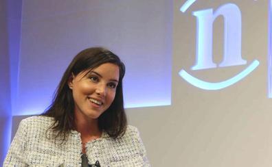 Andrea Fernández, la diputada más joven del PSOE: «El acoso en Internet duele, a mí me ha dolido. No podemos banalizarlo. Hay que debatir desde el respeto»
