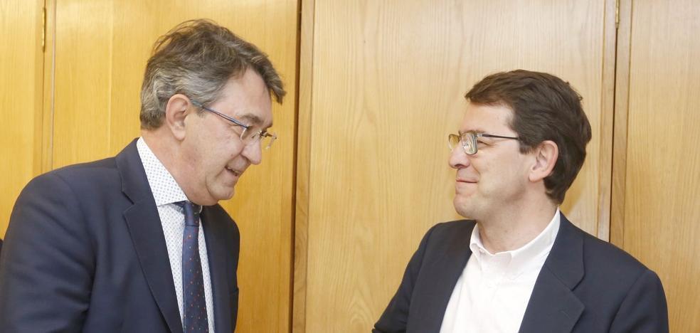 Majo se ofrece para liderar el nuevo PP en León y asegura que su futuro no está condicionado «a ningún cargo»