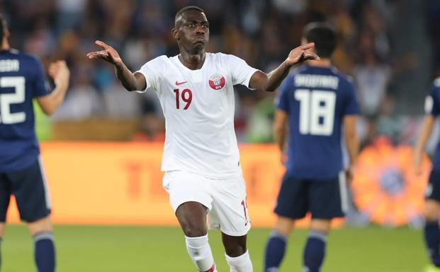 Los goles de Catar en la Copa América, en las botas de un ex de la Cultural