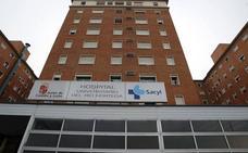El TSJ condena a pagar 46.067 euros a Sacyl por un error en el Río Hortega de Valladolid