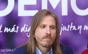 Pablo Fernández: «Cuando Iglesias no se presenta, Podemos retrocede. Es necesario corregirlo»