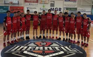 El Colegio Leonés comienza con victoria el Campeonato de España infantil