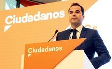 Aguado sobre un pacto Cs-PSOE en Castilla y León: «A día de hoy todo está abierto»