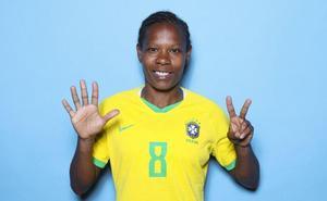 Formiga, la futbolista que bate récords